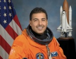 NASA Astronaut Jose Hernandez. Image courtesy of NASA