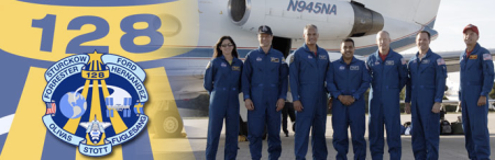 Discovery Crew Members. Image by NASA