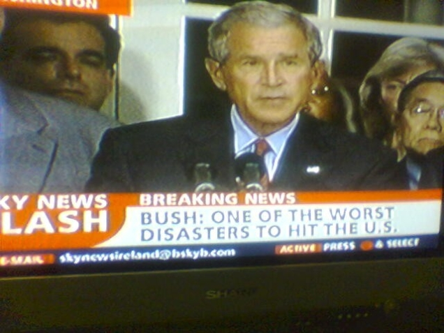 The Bush Disaster