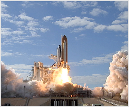 Lift off STS-129 Nov 16, 2009