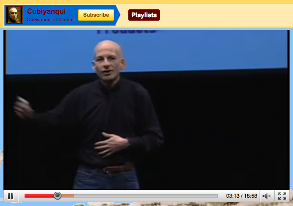Seth Godin: Sliced Bread and Other Marketing Delights