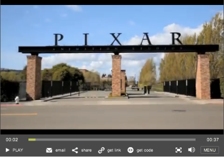 Pixar Studio's Creative Formula via Wired